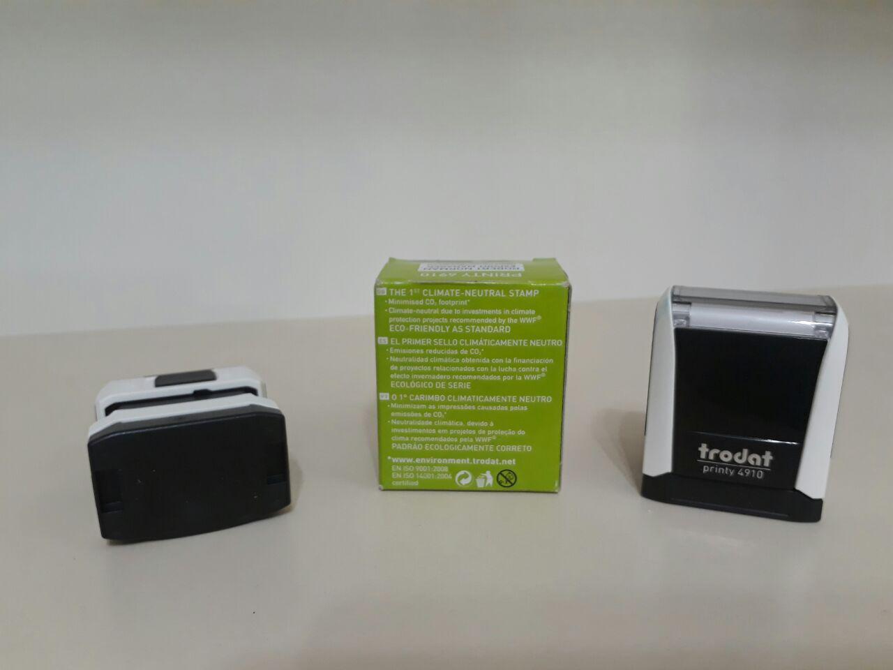 مهر لیزری مدل PRINTY-4910